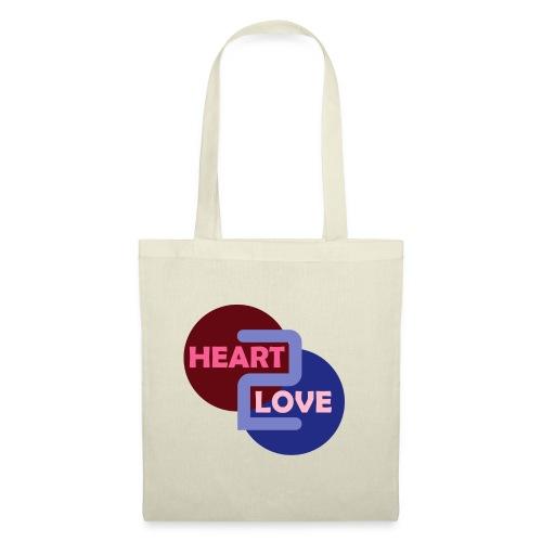 Heart 2 Love - Tote Bag