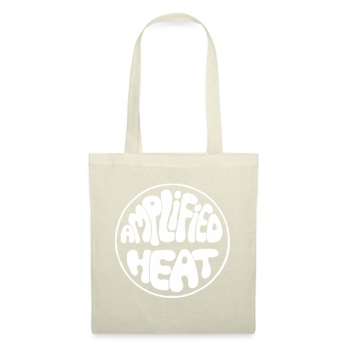 Amplogo white - Tote Bag