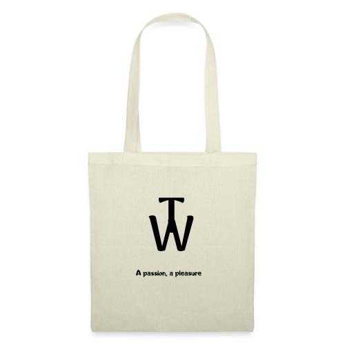 A pleasure a passion sans fond - Tote Bag