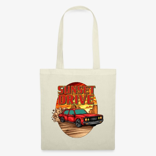 Sunset Drive - Tote Bag