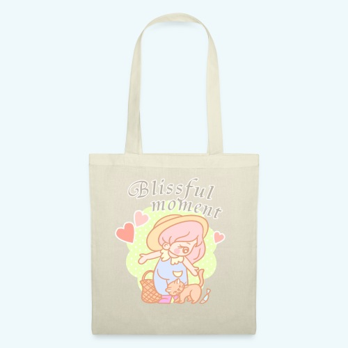 Blissful moment design - Tote Bag