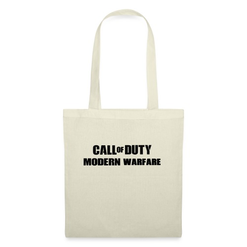 CoD Modern Warfare - Stoffbeutel