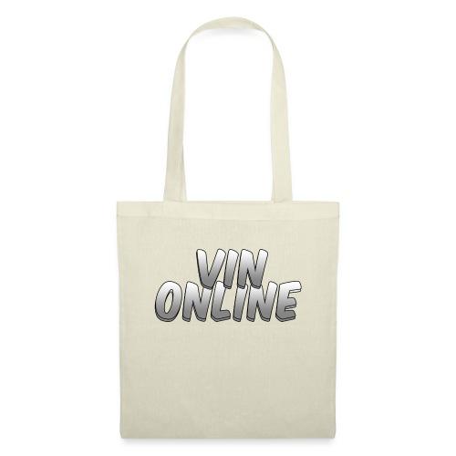 VinOnline T;shirt - Tas van stof