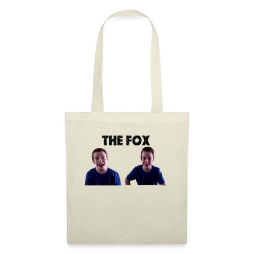 THE FOX - Deluxe Damesshirt - Tas van stof