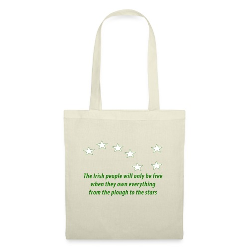 Starry Plough - Tote Bag