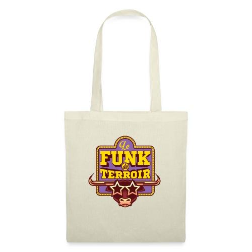 Range tes Vinyles FUNK - Tote Bag