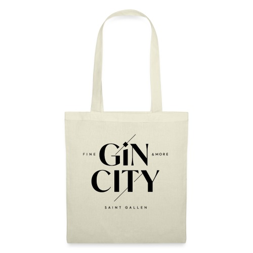 Gin City 2 - Stoffbeutel