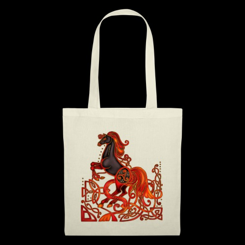 Celtic Horse Night Mare - Tote Bag