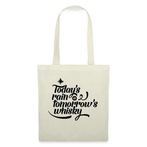 Today's Rain - Tote Bag