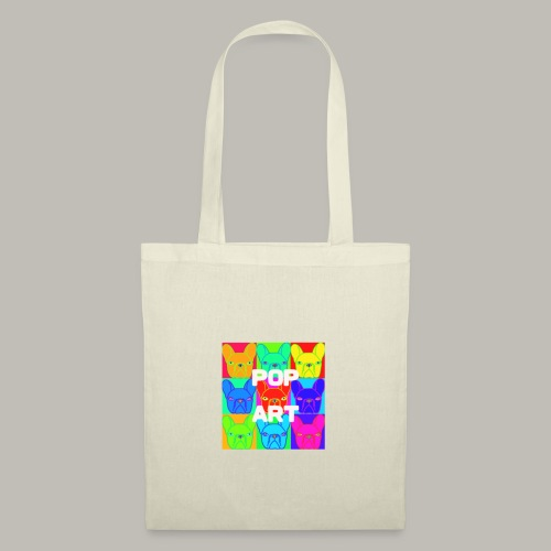 L'art de la Pop - Tote Bag