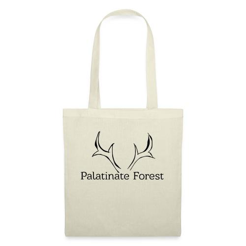 Palatinate Forest svg Geweih - Stoffbeutel