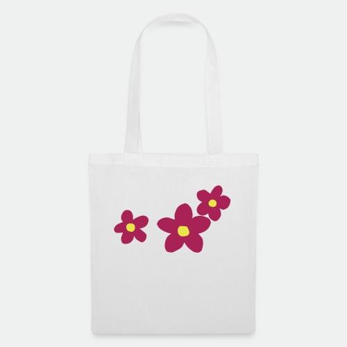 Three Flowers - Tote Bag