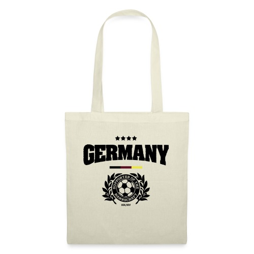 Germany - Supporter of the Mannschaft - Stoffbeutel