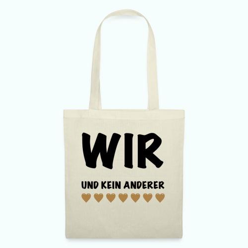 WIR - Stoffbeutel