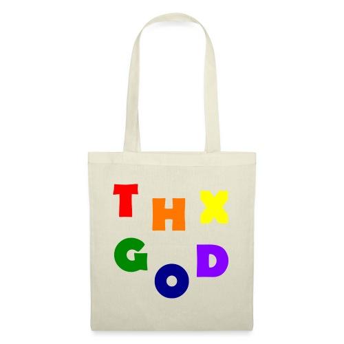 THX GOD - Stoffbeutel