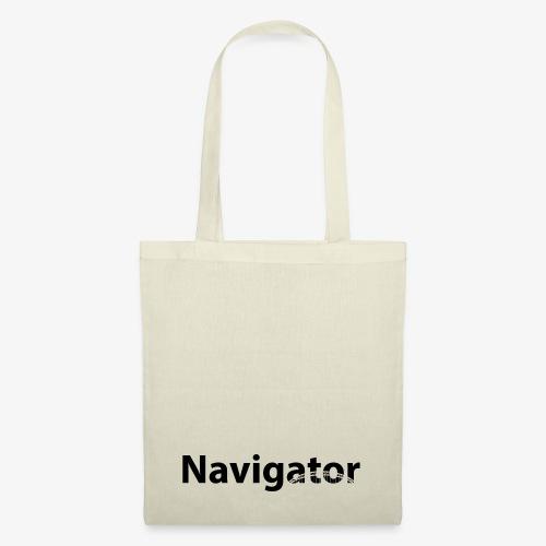 Navigator VIO combinatie zwart - Tas van stof