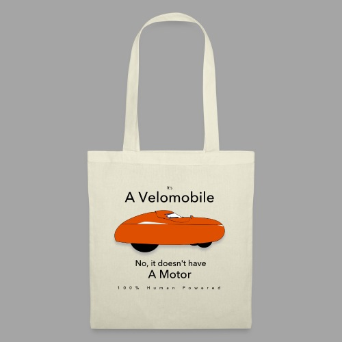 it s a velomobile black text - Kangaskassi