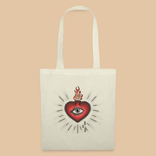 Sacré Coeur Couleurs - Tote Bag