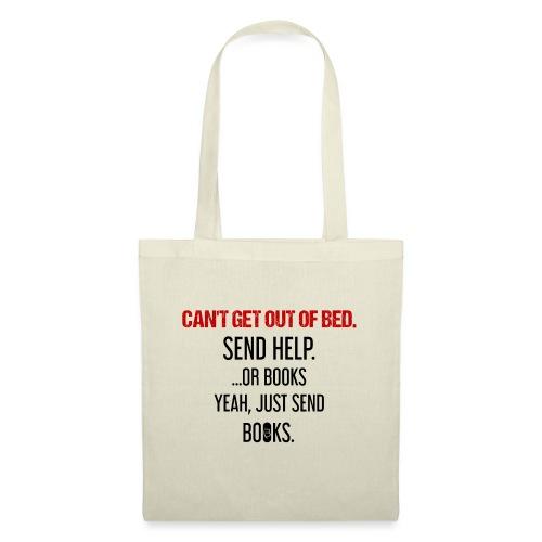 0278 books | Funny | Yeah | Bookrebels | Read - Tote Bag