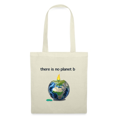 There Is No Planet B - Stoffbeutel
