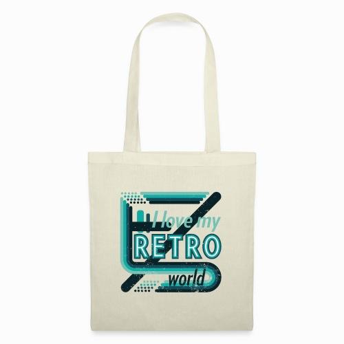 Retro world - Tote Bag