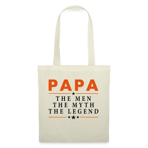 PAPA THE LEGEND - Tote Bag