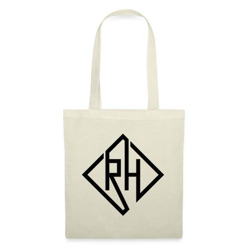 Robin Henderson Merchandise Black - Stoffbeutel