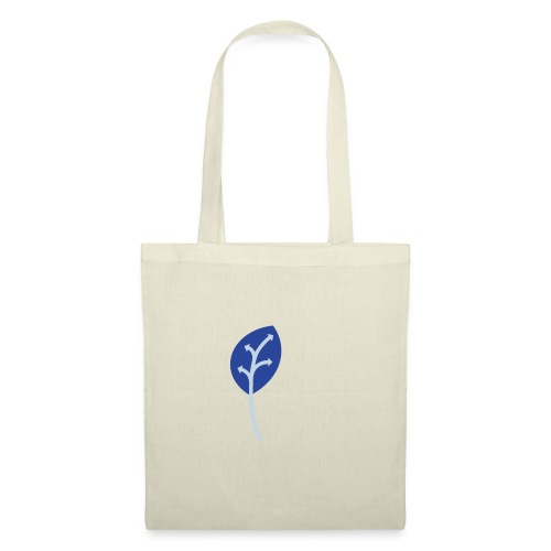 Adveris blu - Borsa di stoffa