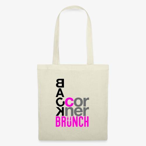 #BackCornerBrunch Summer Drop - Tote Bag