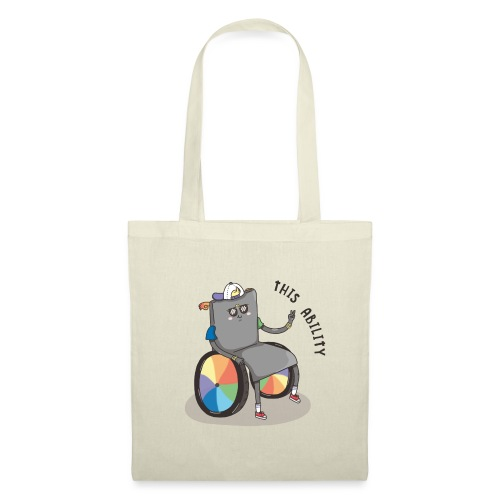THIS ABILITY - Tote Bag