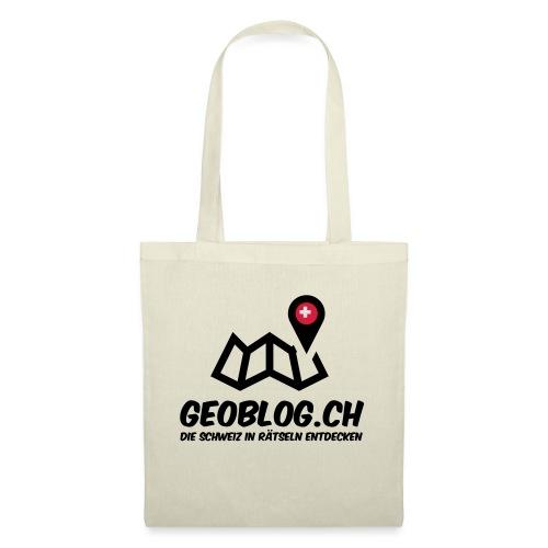 Logo+Schriftzug-hoch - Stoffbeutel