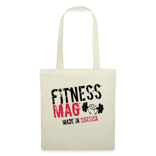 Fitness Mag made in corsica 100% Polyester - Sac en tissu
