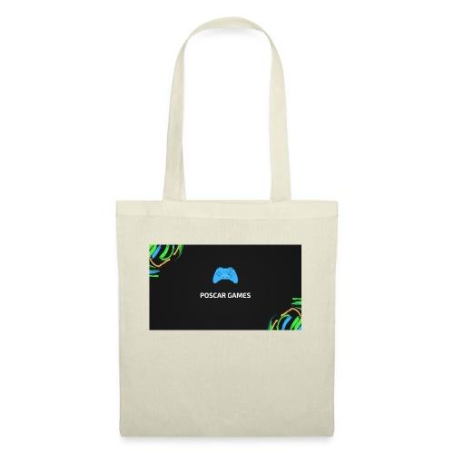 POSCAR GAMES - Bolsa de tela