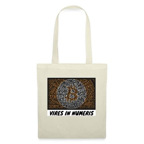 Maglietta Vires in numeris - Borsa di stoffa