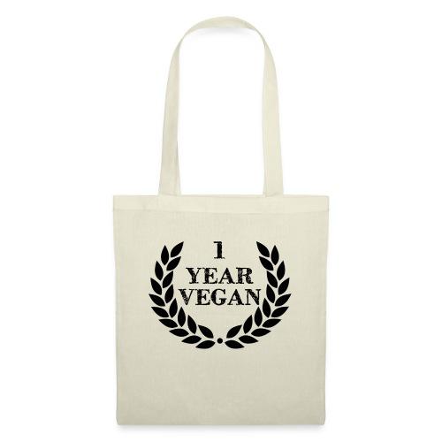 1_year - Tote Bag