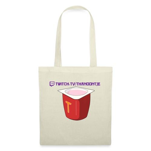 Snapback Thanoontje logo - Tote Bag