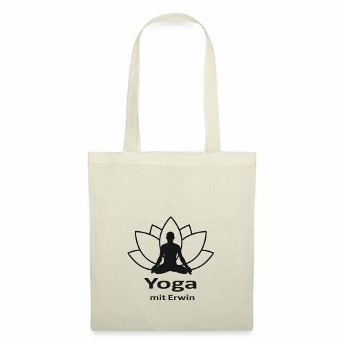 Yoga mit Erwin - Stoffbeutel
