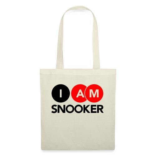I AM SNOOKER - Tote Bag