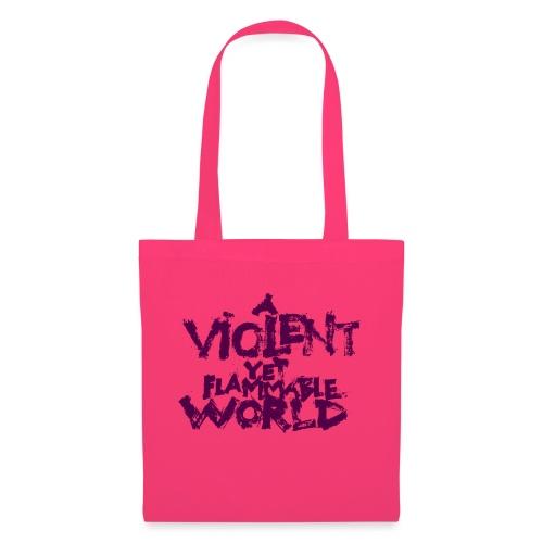 ViolentFlammableworld - Borsa di stoffa