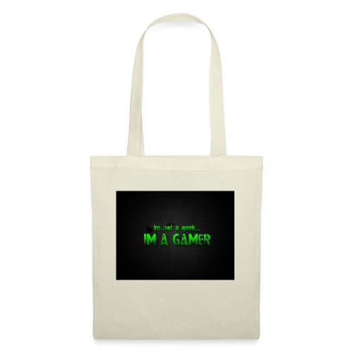 i'm a gamer - Tote Bag