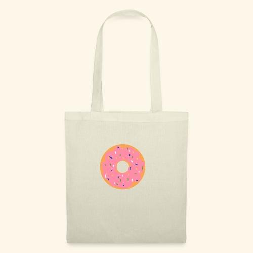Donut-Shirt - Stoffbeutel