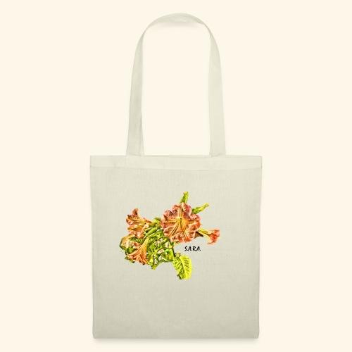 Trompetenbaum Blüten von S.A.R.A. - Stoffbeutel