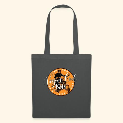 Vegan Cool Vintage Bike Club - Tote Bag