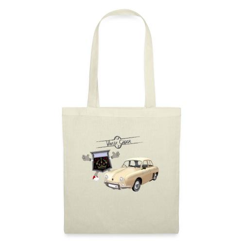 Dauphine Beige - Tote Bag
