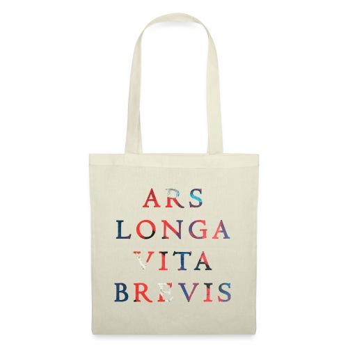 Ars Longa Vita Brevis 20.1 - Stoffbeutel