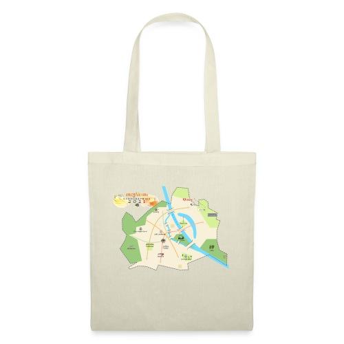 EG21 Vienna map - Tote Bag