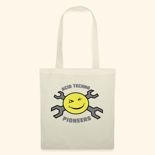 ACID TECHNO PIONEERS - SILVER EDITION - Tote Bag