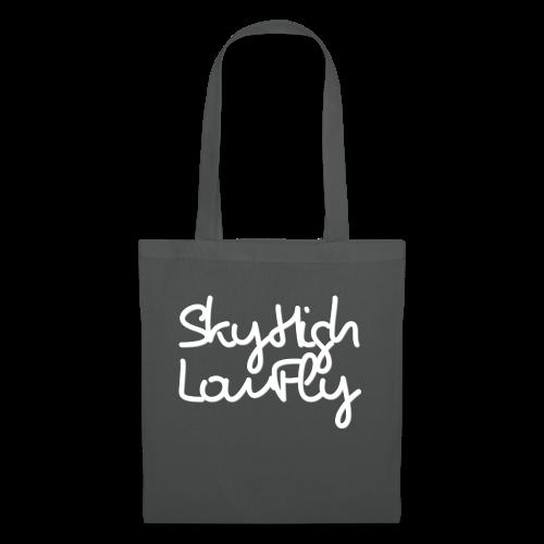 SkyHighLowFly - Men's Sweater - White - Tote Bag