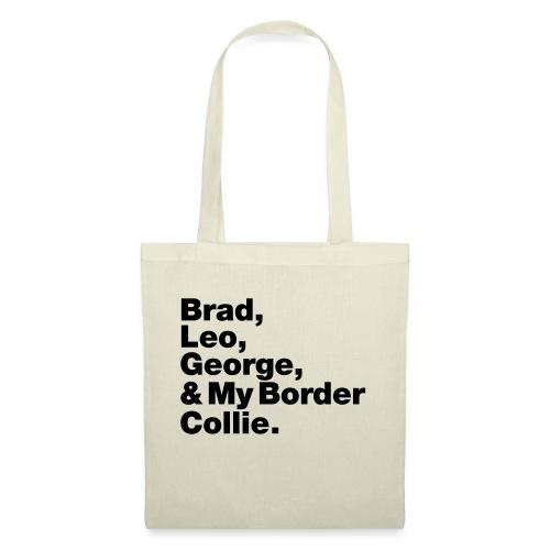 & My Border Collie - Tote Bag
