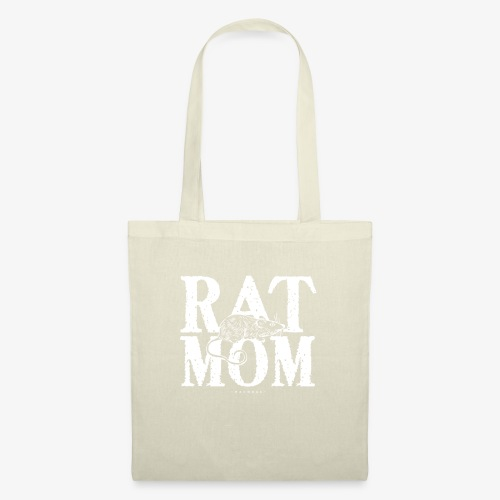 Rat Mom White - Kangaskassi